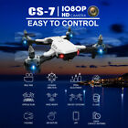 CS7 Foldable 2.4GHz 4CH Wifi FPV RC Quadcopte With 1080P HD Camera Selfie Drone