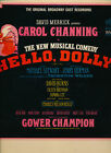 HELLO DOLLY - CAROL CHANNING A NEW MUSICL COMEDY - RCA LOCD-1087 - LP Record VG+