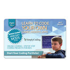 Kyпить Simply Coding - Learn to Code Your Own Games, Websites, Apps (Ages 11+) Emailed  на еВаy.соm