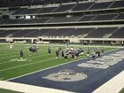 2 DALLAS COWBOYS vs Seahawks  PLAYOFF TICKETS January 5  -Section 102