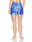 Calvin Klein Performance Abstraction Printed Shorts Saphire Blue Combo