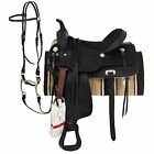 King Series King Basic Leather Trail Saddle Package