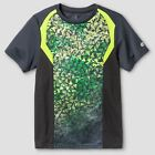 c9 Champion Boys Novelty Tech T-shirt Green/Charcoal