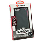 New Genuine Griffin Survivor Journey iPhone 6 iPhone 6S Rugged Slim Case Cover