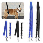 3PCS DOG GROOMING HARNESS STRAP NOOSE RESTRAINT BELLY PAD 4 COLOURS NEW
