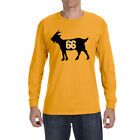 Pittsburgh Penguins Mario Lemieux Goat Long sleeve shirt $19.99 USD on eBay