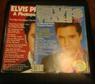 Elvis Pressley: lot of 2 Photoplay Tribute & The Elvis Years 1977 Editions