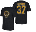 NHL CCM Vintage Boston Bruins #37 BERGERON Hockey Shirt New Mens Sizes MSRP $38 $12.00 USD on eBay