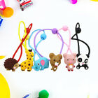 12PCS Hair Bands Cartoon Hair Rope Ponytail Holders for Toddlers Girls Teenagers