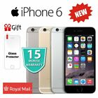 New Apple Iphone 6 16gb 64gb 4g Lte Factory Unlocked Smartphone Plus Gift S