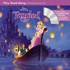 NEW - Tangled Read-Along Storybook and CD by Disney Book Group