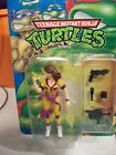 VINTAGE 1992 TEENAGE MUTANT  NINJA TURTLE ACTION FIGURE APRIL MIP