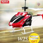 Original Syma W25 RC Helicopter 2CH Drone Indoor Bestuurbare Helikopter With Gyr