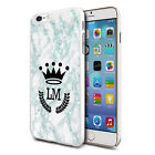 Marble Personalised Phone Hard Case Cover Skin For Various Mobiles - K107