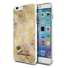Marble Personalised Phone Hard Case Cover Skin For Various Mobiles - J130
