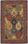 5 ft. x 8 ft. Area Rug India House Traditional Water/Stain-Resistant Multi-Color
