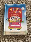 Four Pups And A Worm By Eric Seltzer (Dr. Suess I Can Read It All By Myself)