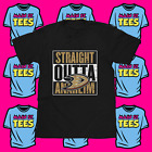 Straight Outta Anaheim Ducks Shirt Available In Adult & Youth Sizes $17.98 USD on eBay