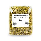 CHAMOMILE Dried Flowers Loose Leaf Tea Grade 100% Pure Premium Quality! 25g-1kg