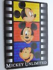 VINTAGE, MICKEY MOUSE  ,SINGLE ,  SWAP PLAYING CARD.