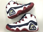 DS FILA 95 SLIP Grant Hill Leather men basketball shoes OG vtg Stack Mashburn 90