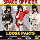 1/6 Scale Female Flirty Girl Space Officer PARTS USA Jiaoudol PHICEN Star Wars $29.99 USD on eBay