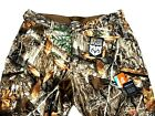 Mens Realtree Edge Camo Scent and Rain Factor Windproof Breathable Hunting PantsPants & Bibs - 177873