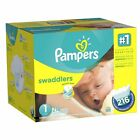 Pampers Swaddlers Size 1 Diapers