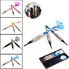 3PCS Soft Tip Darts w/ Case w/ Extra 3 Shafts Indoor Activities Games Electronic