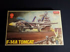 Academy-Mincraft 1/48 F-14A opened model kit