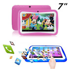 NEW 7'' inch Quad Core HD Tablet Dual Camera WiFi Android4.4 16GB Kids Gift 2019
