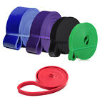 Resistance Elastic Band Exercise Gym Latex Rubber Fitness Training Stretch Belt image