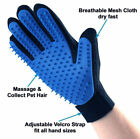 Dog Cat Bath Grooming Washing Cleaning Glove Fur Pet Hair Brush