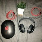 Beats Studio 2.0 Wired OverEar Headphone - Black pre owned noise cancelling