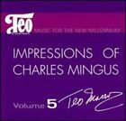 Impressions of Charles Mingus by Teo Macero: New