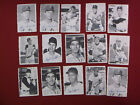 15- assorted1969 Topps Deckle Edge Bseball cards  VG-EX