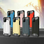 Shockproof Armour HeavyDuty Tough Case Cover iPhone XS MAX XS XR X 8 7 6 5 5s 5C