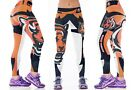 Football NFL Women&#039;s Sports Fitness Leggings Teams 2019 <br/> Suitable for Workout, Gym, Yoga, Cycling or casual Wear
