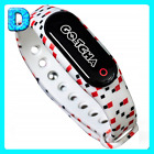 Datel Pokmon Go Gotcha Wristband For Iphone & Android Colors May Vary New