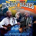 THE MOODY BLUES  Days of future passed Live  2CD