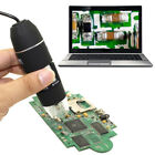 500X 1000X 1600X Digital Microscope 8 LED USB for Mobile Phone Computer Tablet