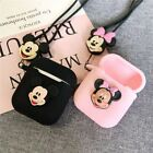 Cute Cartoon Decorative Silicone Case for Apple Airpods Cover Bluetooth