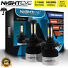 Nighteye H4 HB2 9003 LED Headlight Conversion Kit High Low Beam 6500K 72W 9000LM
