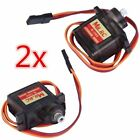 MR.RC M-1502 9g Standard Servo Motor Metal Gear For RC Helicopter Car AirplaY~