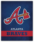 "Atlanta Braves MLB Baseball Car Bumper Sticker Decal ""SIZES"" ID:2 on Ebay"