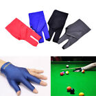 Spandex Snooker Billiard Cue Glove Pool Left Hand Three Finger Accessory Gloves $5.99 USD on eBay