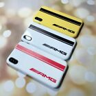 New Style Mercedes ///AMG Phone Case Motorsport Racing Cover For iPhone Xs Max 6