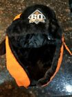 2018 San Francisco SF Giants 60th Anniversary Beat LA Two Flaps Winter Hat