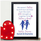 PERSONALISED Birthday Gifts for Best Friends Friendship Gifts Sisters By Heart
