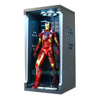 1/6 Scale Iron Man Hall Of Armor Hangar Film Version Display Box Fit For HT Toys